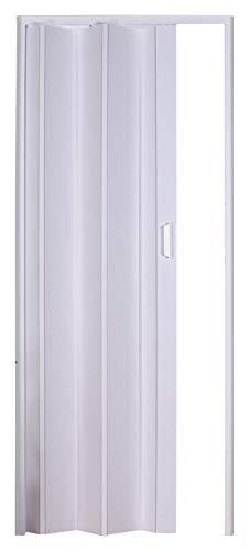 Forte pkcs100214214 porta soffietto elly con maniglia, bianco