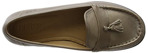 Hotter Abbeyville, Mocassins (Loafers) Femme Gold (Pale Bronze)