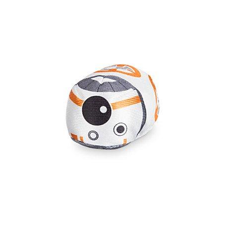 Jouet en peluche Disney Mini 8,9cm Tsum Tsum BB-8 (Star Wars: Collection Le Réveil de la Force)
