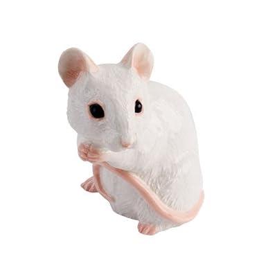 John Beswick The Adorables White Mouse Jbta7w