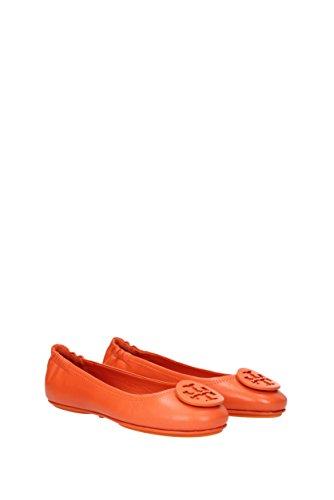 Ballerine Tory Burch mango Donna - Pelle (151158251) EU Arancione