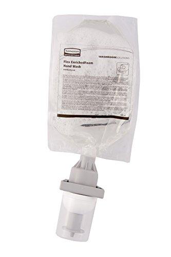 rubbermaid-flex-sapone-liquido-antibatterico-per-mani-con-schiuma