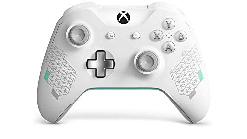 Xbox Wireless Controller Sports White, Special Edition