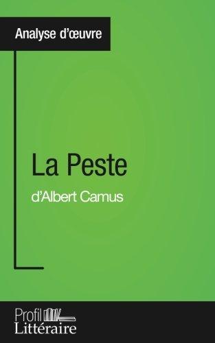 La Peste d'Albert Camus (Analyse approfondie): Approfondissez votre lecture des romans classiques et modernes avec Profil-Litteraire.fr