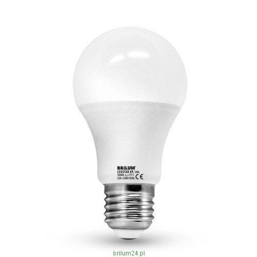 E27, LED E27, LED lampe E27, 7W Warmweiss, 560 Lumen Ø 60mm Ra >80, 230V CCD Ersetz 50W, LumenTEC (1x WW)