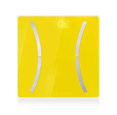 YoJu Home Deko Modern Schlafzimmer Küchen Multifunktionale, Intelligente Bluetooth-Waage