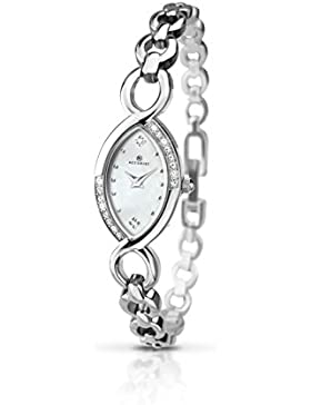 Accurist Damen-Armbanduhr Analog Quarz 8047.01