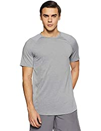 Under Armour Men's Plain Slim Fit T-Shirt