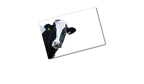 Protection Plaque Induction Cuisson Tapis de D/écoupe Verre Tremp/é Carreaux De C/éramique Tulup Planche /À D/écouper 2x40x52cm