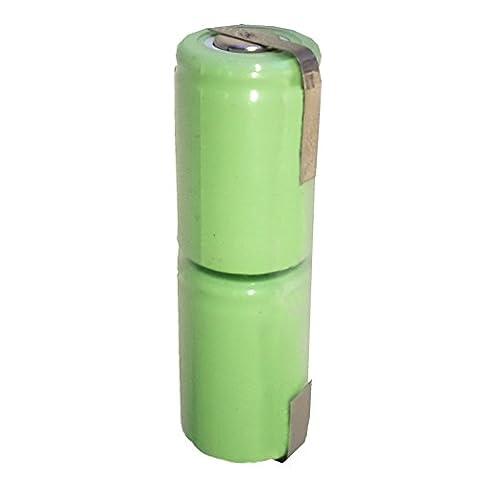 """Akku mit 1600mAh für Braun OralB Sonic Complete Schallzahnbürste 4729 DLX S18.535.3 mit Einbauanleitung - Accu Batterie Battery Akkupack Für """"Nichtlöter"""" bieten wir auch einen kompletten Austauschservice an!"""
