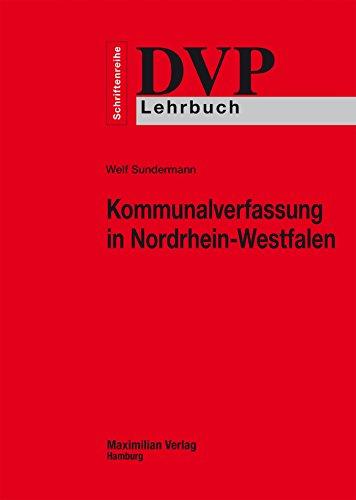 kommunalverfassung-in-nordrhein-westfalen-dvp-schriftenreihe-german-edition