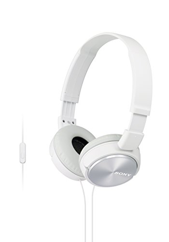 Sony MDR-ZX310APW - Auriculares diadema