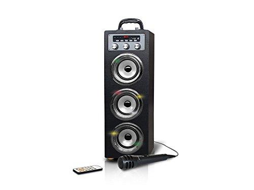 pure-acoustics-mcp-30-portable-multimedia-karaoke-machine-w-mic-bluetooth-disco-lights-usb-port-sd-c