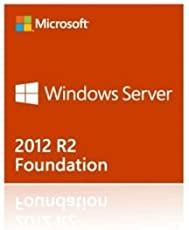 Windows Server 2012 R2 Foundation 64 Bit Product Key ESD NO CD / DVD