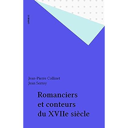 Romanciers et conteurs du XVIIe siècle