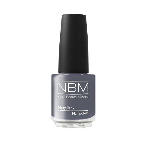 NBM Nagellack Nr. 120 smart grey 14 ml