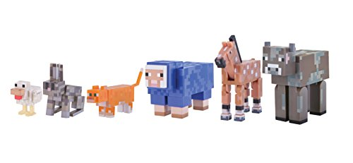 Minecraft 16588 Tame Animal Playset