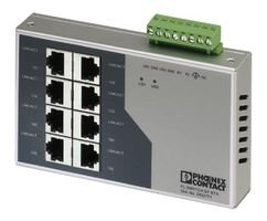 Phoenix Contact - Industrial Ethernet Switch 8 Ports RJ45 FL SWITC -