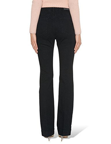 Marc Cain Collections Damen Jeanshose Blau (midnight blue 395)