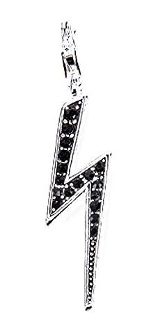 SaySure - Lightening Bolt Charms Fit Bracelet & Necklace
