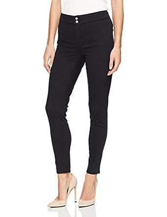 Levi's Women's 312 Shaping Slim Jeans, Black (P5248 Black Sheen 10) (26 x 28)