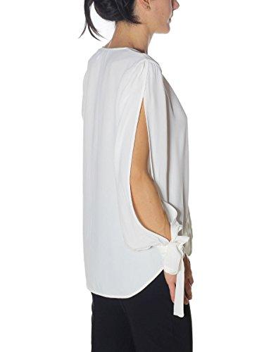 Camicia Elisabetta Franchi donna MainApps 360 (avorio)