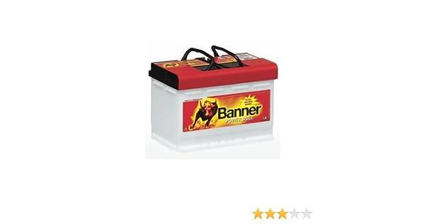 Banni/ère powerbull 77Ah batterie de d/émarrage 12 v 680 a p7740 s