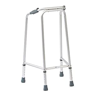 NRS Ultra Narrow Walking Frame Adjustable Height