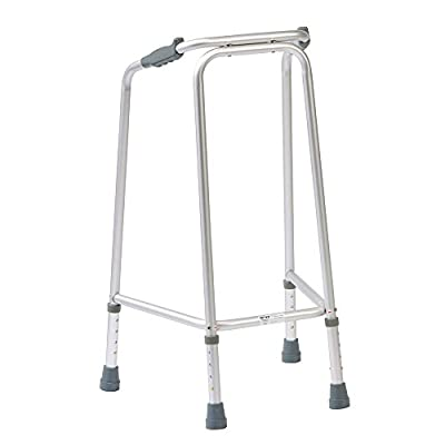 NRS Ultra Narrow Walking Frame Adjustable Height