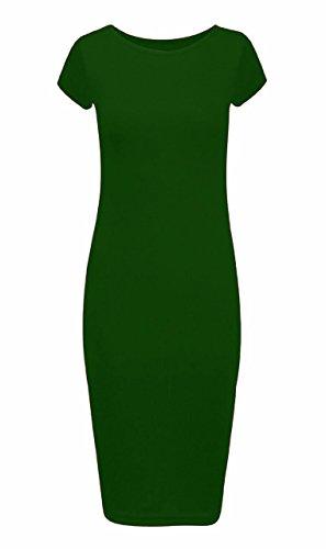 Sugerdiva - Robe - Moulante - Femme Noir noir 23-46 J.Green