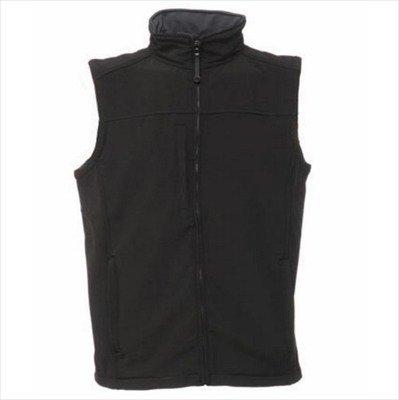 Regatta Flux Softshell Weste Bodywarmer, 1 Stück, L, schwarz, LSH0002963G0032F2627 von Regatta auf Outdoor Shop