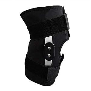 Vige Einstellbare eingehängten Vollkniestütze Klammer Knieschutz Sport Verletzungen Knieschützer Sicherheitsschutz Strap Für Running