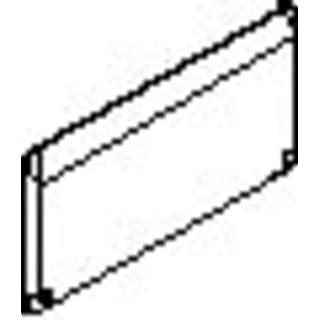 ABN Einführungsplatte GLP 5 Einführungsflansch für Kleingehäuse/Schaltschrank 4015153028395