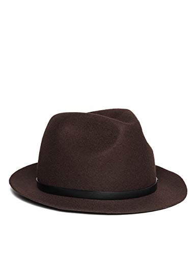 REPLAY Women's Wool Fedora Hat