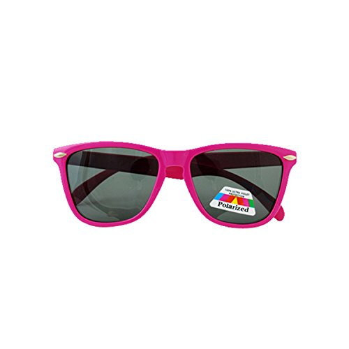 Banz Sunglasses for Juniors (6 to 10 Years, Pink Flyer)