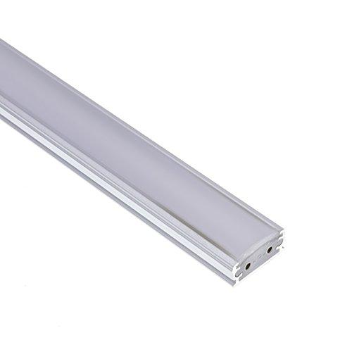 Perfil con Tira LED Aretha 1000mm 15W Blanco Neutro 4000K efectoLED