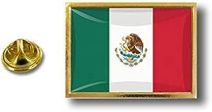 Spilla Pin pin's Spille spilletta Giacca Bandiera Distintivo Badge Messico