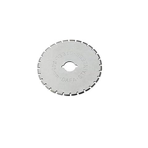 45mm Rotationsschneider Ersatzklingen Rollenschneidmesser überspringen