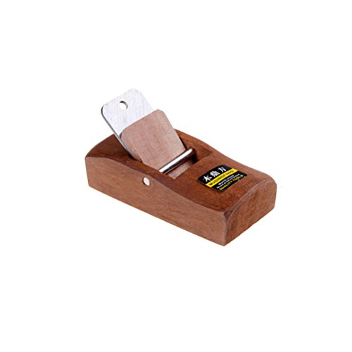 Woodworking Flat Plane Wooden Hand Planer Mini Carpenter