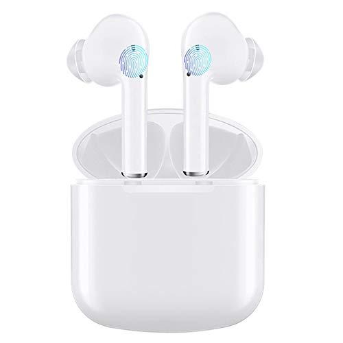 ZZPCSM I9X Bluetooth Kopfhörer kabellose Ohrhörer Geräuschunterdrückung Mikrofon Kabellose Kopfhörer Bluetooth Headset für Sport Laufen, TWS Bluetooth V5.0 (Australien) Call HD Stereo