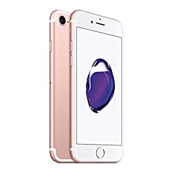 Apple iPhone 7 128GB Roségold (Generalüberholt)