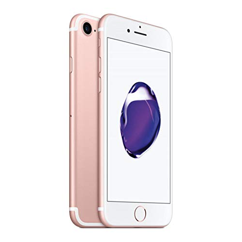 Apple iPhone 7 Or Rose 128Go Smartphone Débloqué...
