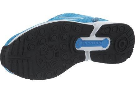 adidas Zx Flux, Scarpe da Ginnastica Unisex – Adulto Multicolore (Azul/Negro/Blanco)