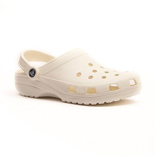 Erwachsene Classic Clogs crocs Unisex crocs Classic Clogs Unisex Erwachsene Wei HPRnfH