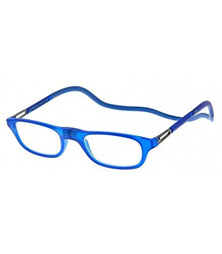 Gafas lectura Slastik Leia Fit 004 Gafa de presbicia magnética - Graduación: +3.0 - Color: Azul