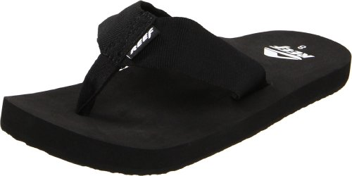 Reef Todos, Men Flip Flops, Black (Black), 8 UK (42 EU)