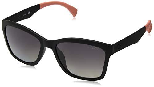 Guess Damen Sun GU7434 02D-56-18-140 Sonnenbrille, Black, 56
