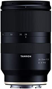 Tamron 28-75mm f/2.8 DI III RXD Lens for Sony E A036SF