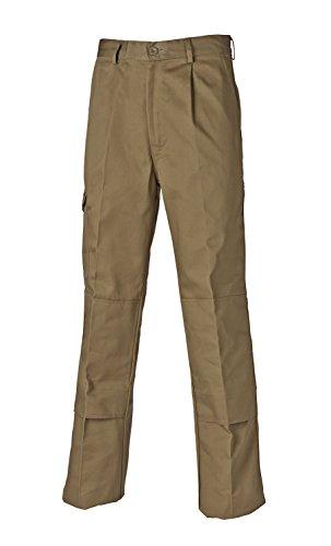 Preisvergleich Produktbild Dickies Redhawk Super Trousers WD884, Bundhose 260g/m², verschiedene Farben und Grössen (50, Khaki)