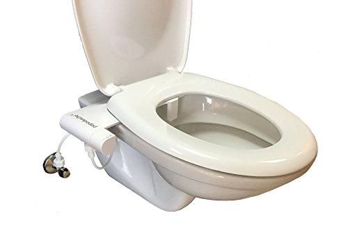 Popodusche NB06 Dusch-WC ohne Strom Popodusche Düsenreinigung weiß